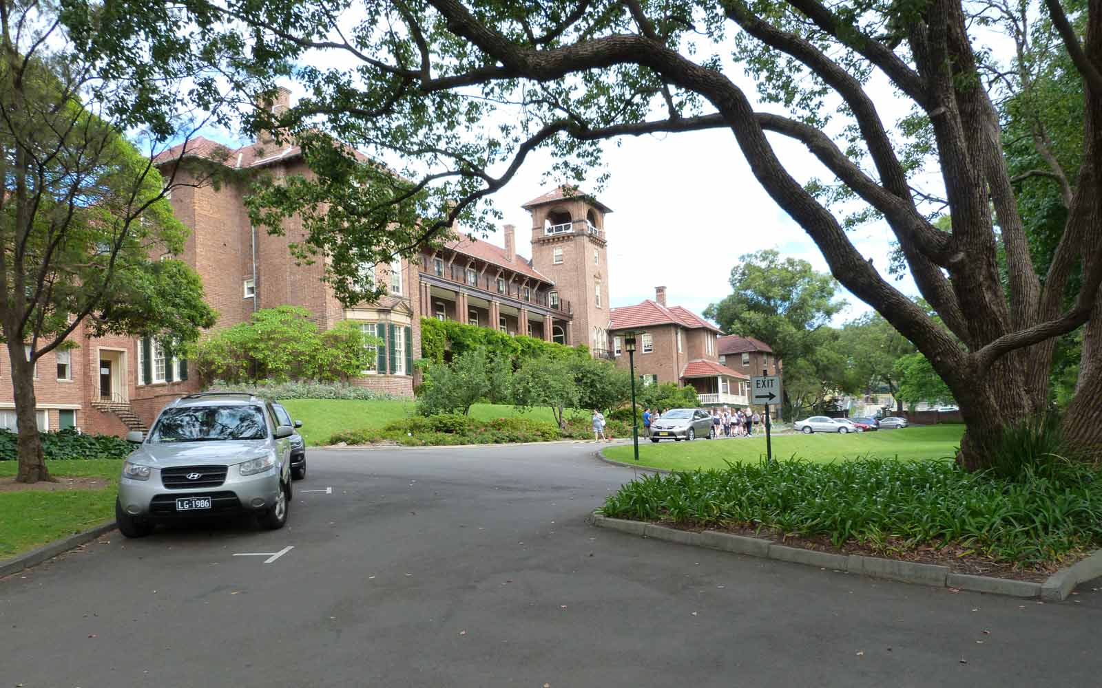 Sydney University Women's College