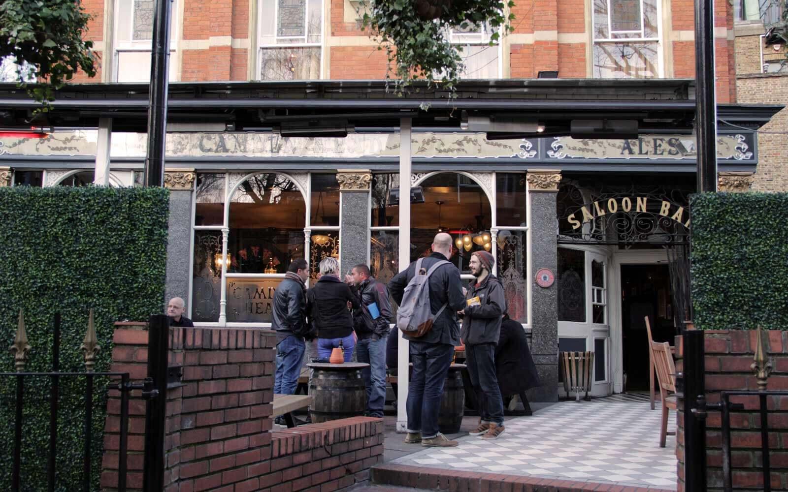 Sparen in London: Angel Comedy Club