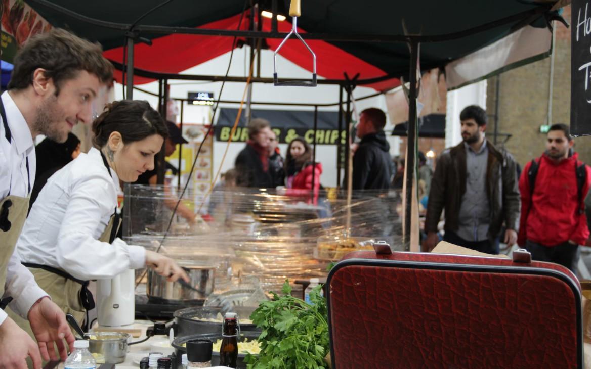 Top 10 der ausgefallensten Gastro-Tipps für London