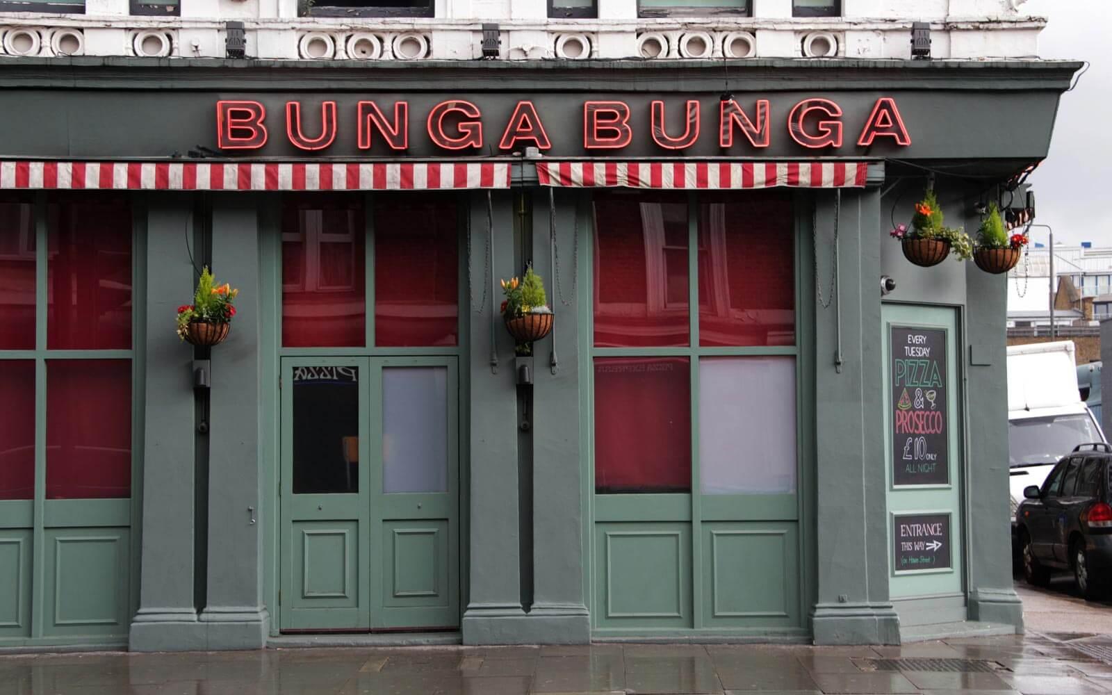 Bunga Bunga Restaurant