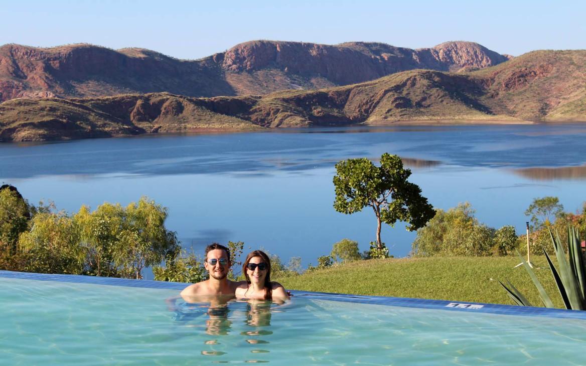 Constantin & Jasmina in NZ #1: Start ins Work and Travel-Abenteuer!