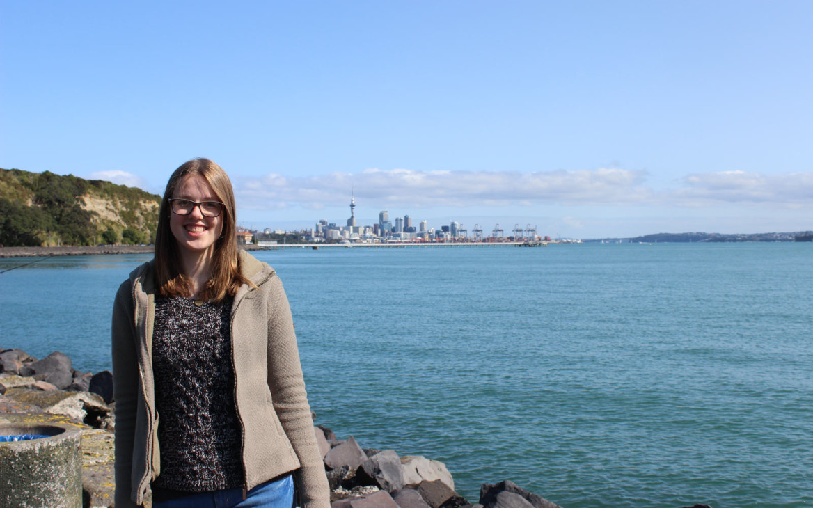 Demi-pair Neuseeland: Jule im Land der Kiwis