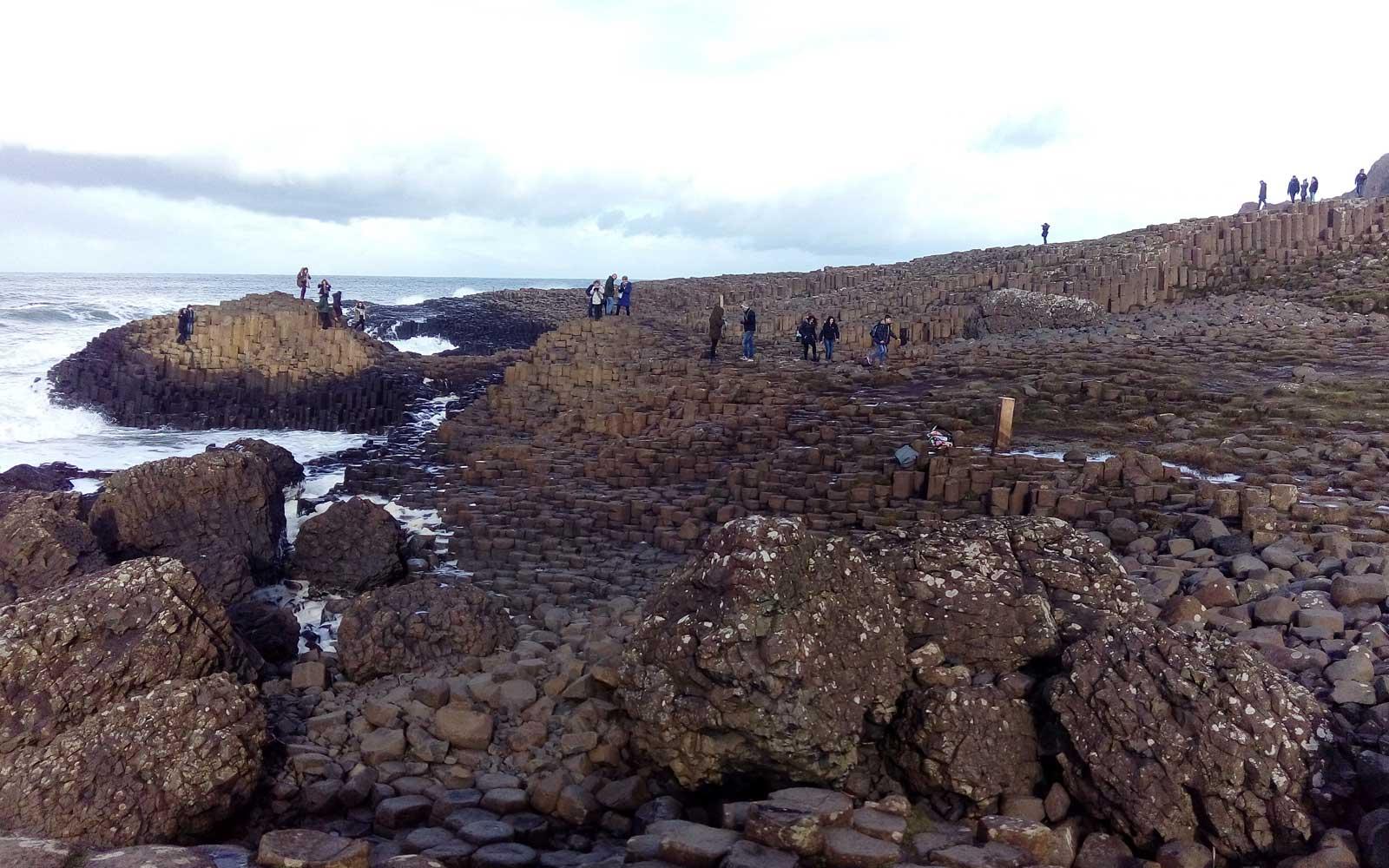 Giant's Causeway Irland