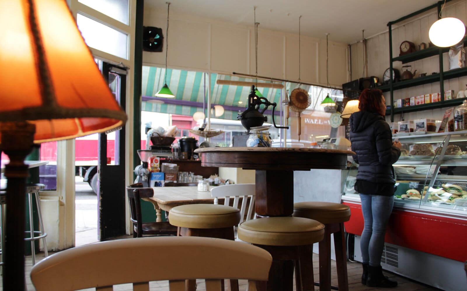 London Geheimtipps: Das »Il Molino« Café