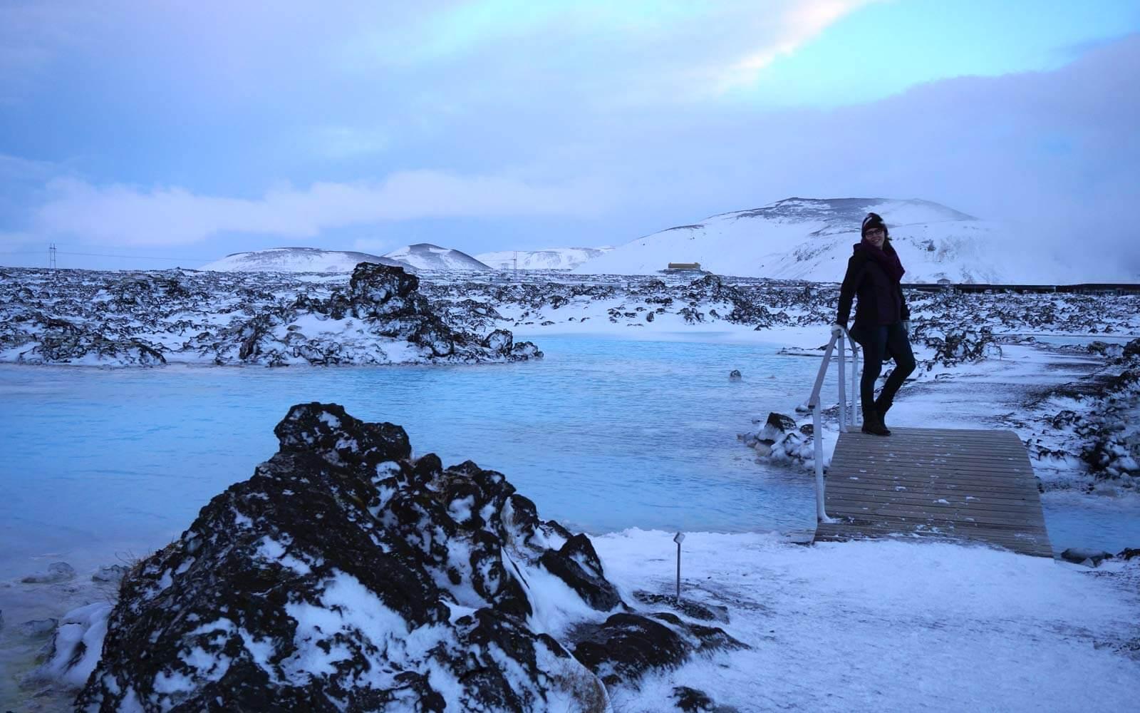 Lena Eislandschaft Island