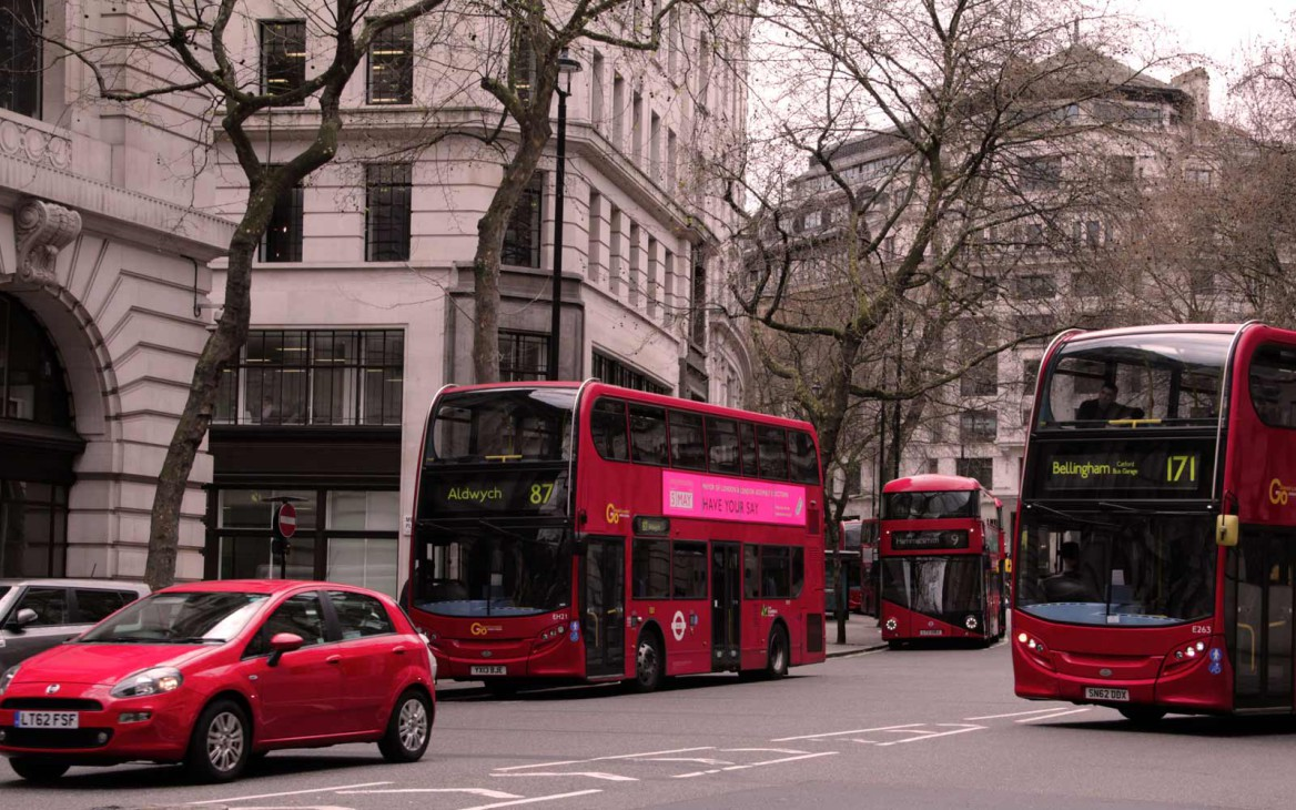 Sparen in London: Big City Life on a Budget!