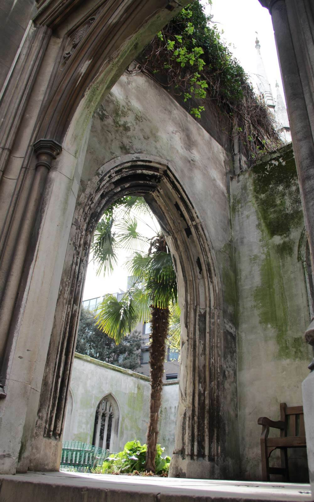 London Geheimtipps: Saint Dunstan in the East