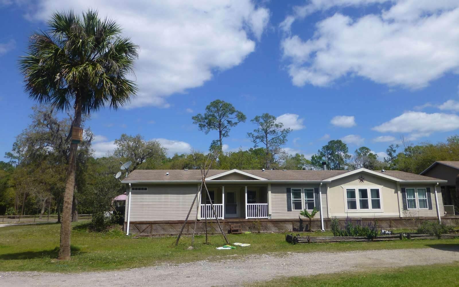 Unterkunft-Mustang-Projekt-Florida