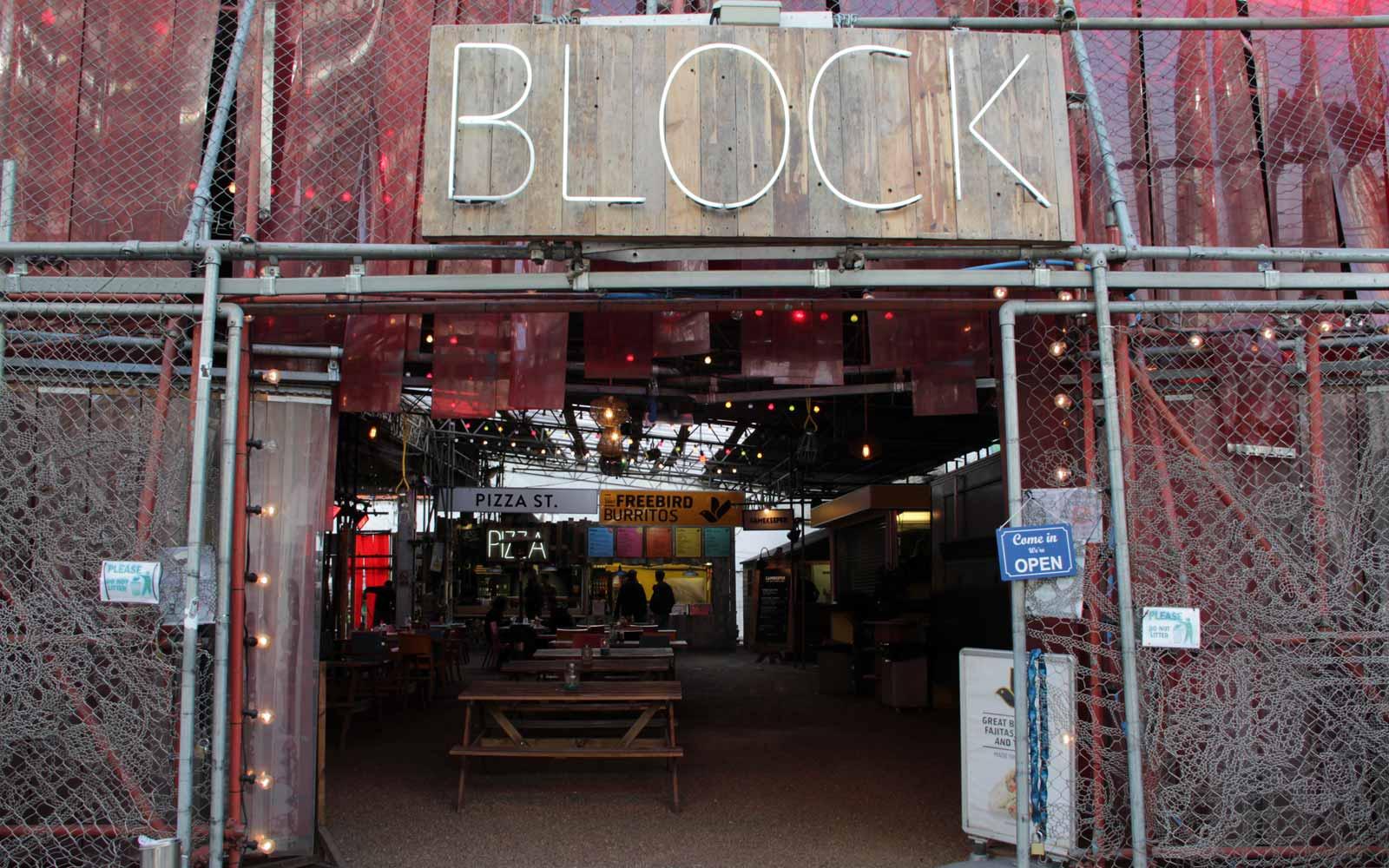 Sparen in London: Kulturzentrum - Urban Food Fest