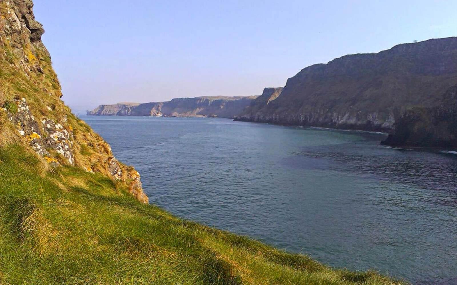 Meer und Berge in Irland