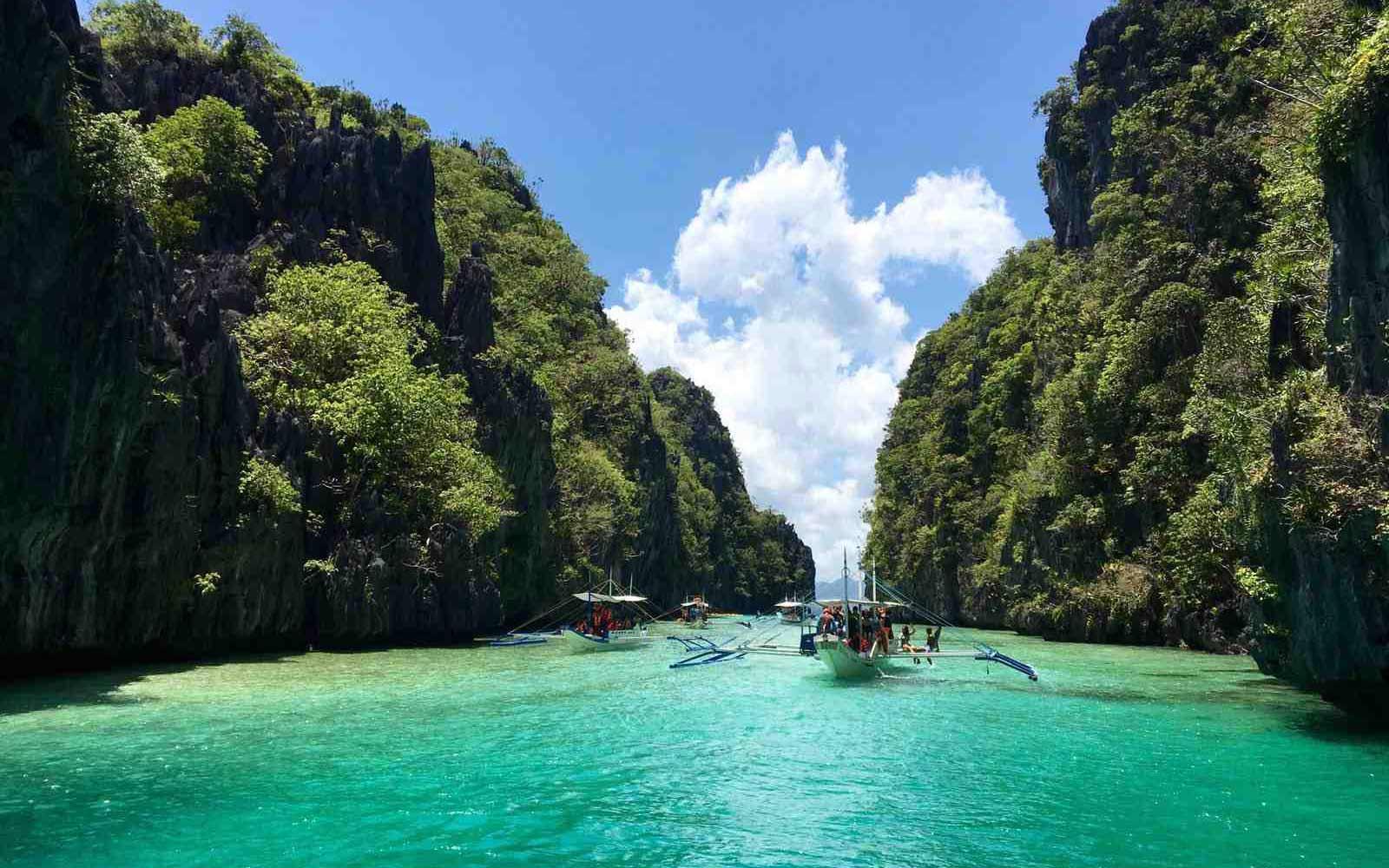 Landschaft-Philippinen