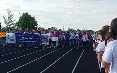 »Relay for Life«-Aktion Lakota East High School