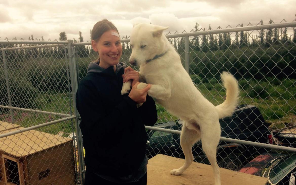 Anja in Kanada #1: Auf zu den Huskys!