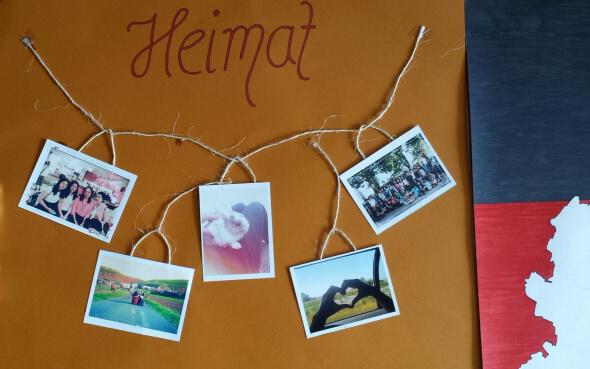 Bewerbungsunterlagen Stepin-Stipendium Heimat