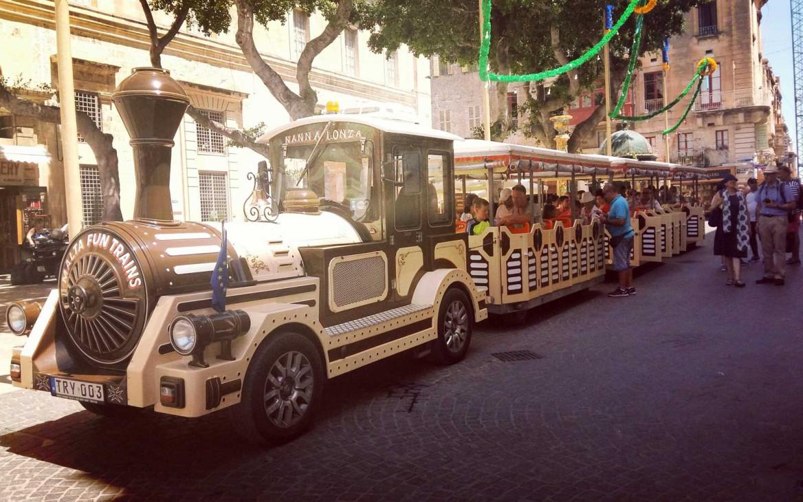 Jule auf Malta #1: Zum Auslandspraktikum ab auf die Insel