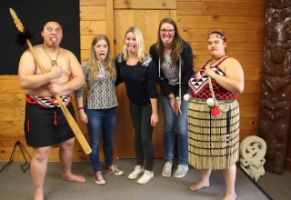 Lena in Neuseeland #2: Road Trip nach Rotorua