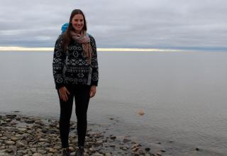 Anja in Kanada #2: Ausflug nach Tuktoyaktuk am Arktischen Ozean