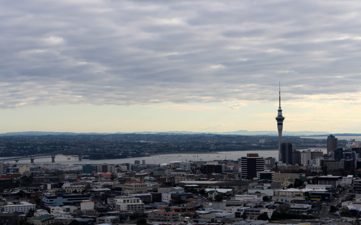 Suong in Neuseeland #2: Erste Tage in Auckland