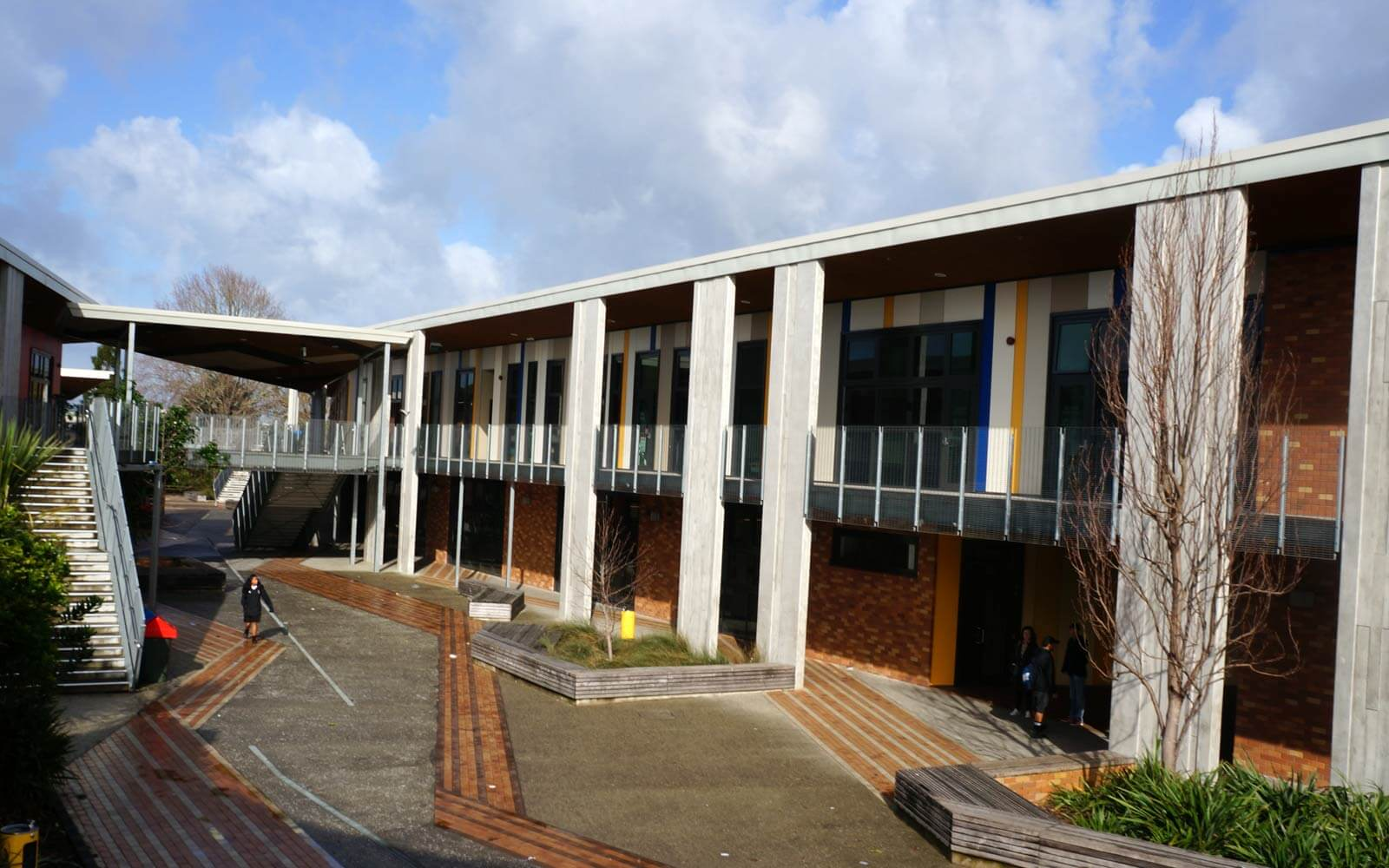 Avondale College Auckland Neuseeland