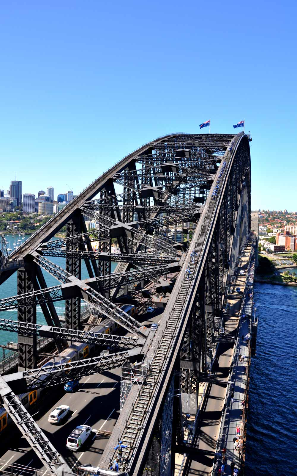 Pylon Lookout Sydney Harbour Bridge