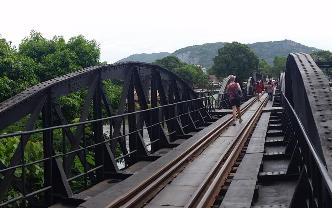 Verena in Thailand #2: Wochenend-Trip nach Kanchanaburi