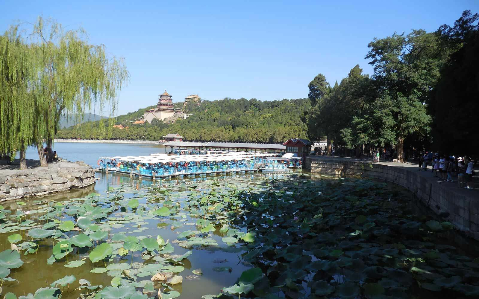 Sehenswürdigkeit in China: Summer Palace
