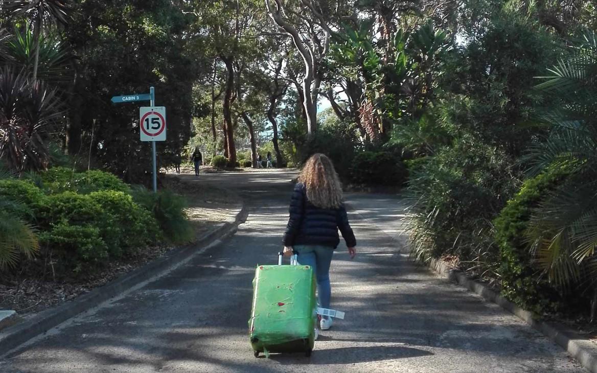 Fabienne in Australien #2: Orientation in Sydney