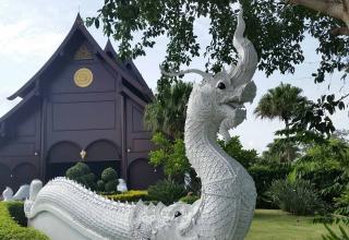 Verena in Thailand #4: Eine Woche im Buddhismus-Projekt