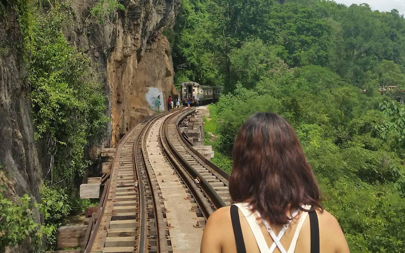 Thamkrasae Bridge Thailand