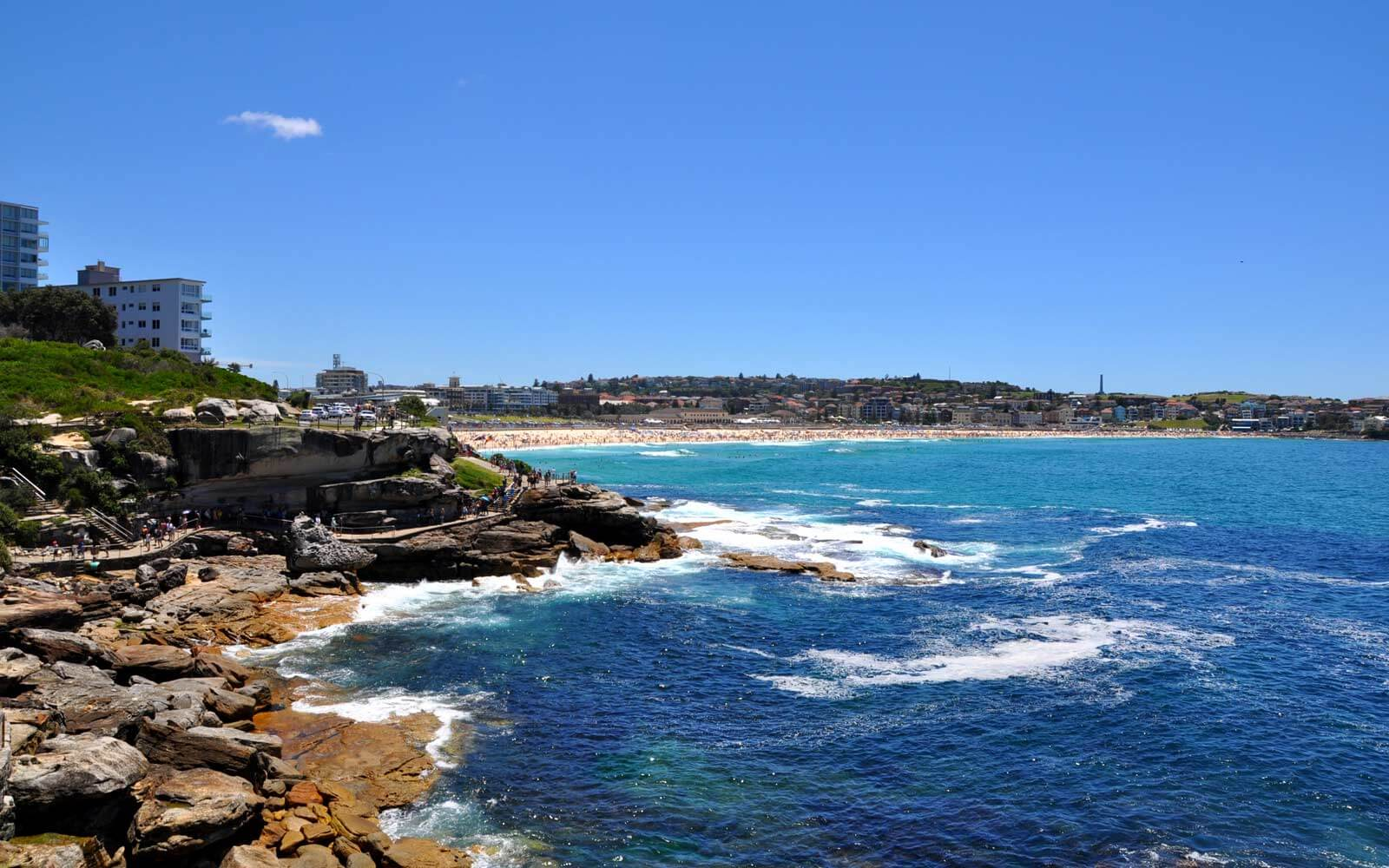 Bondi Beach to Coogee Beach Walk, Sydney