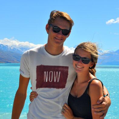 Laura und Marc