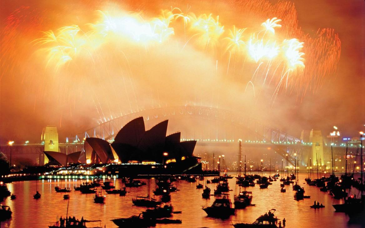 Wie überlebt man Silvester in Sydney?