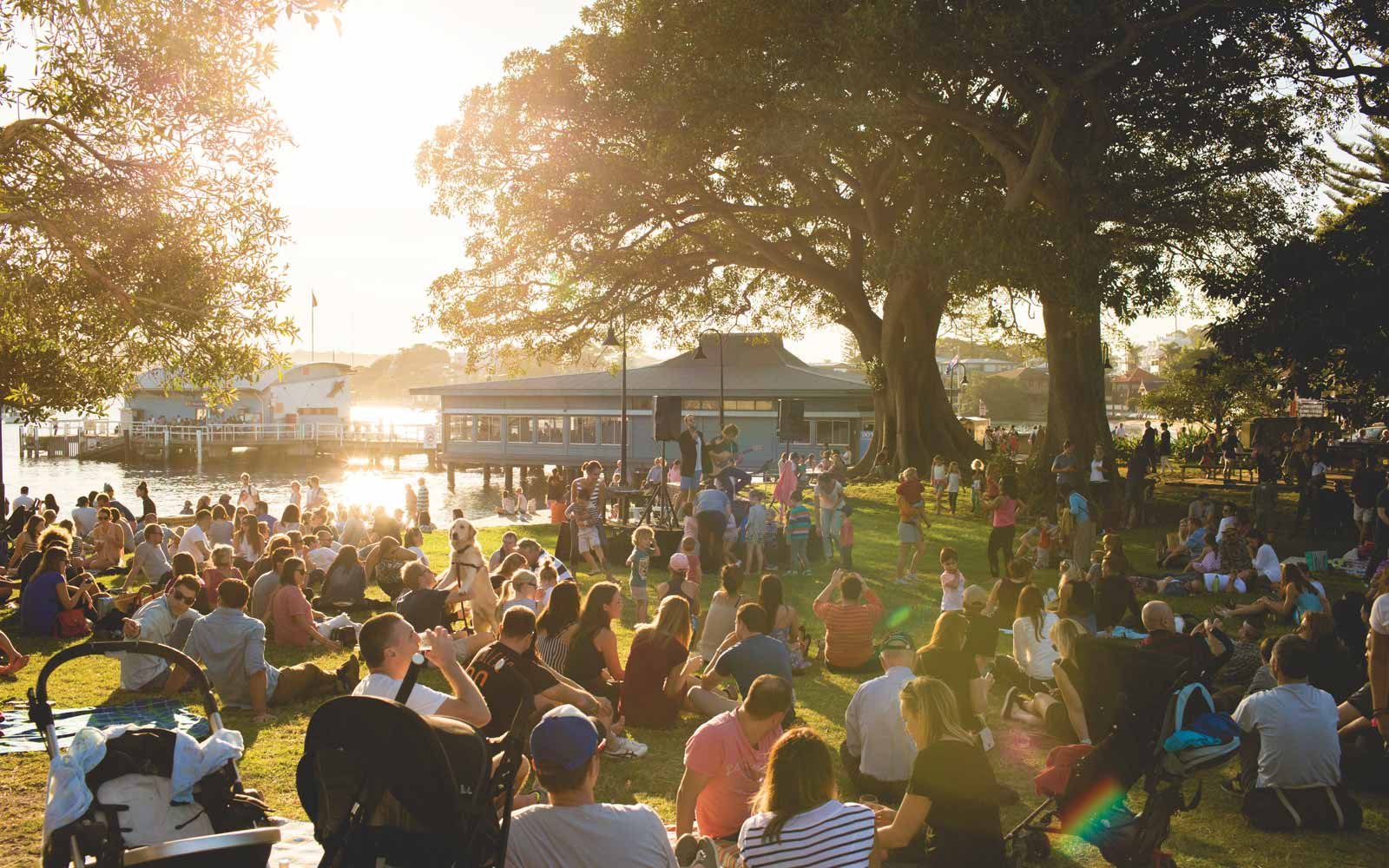 Picknick Park Sydney