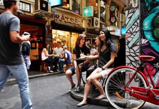 Melbourne – alternative Kulturhauptstadt Australiens