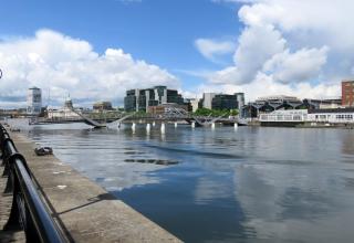 Maren in Irland #7: Goodbye Praktikum, goodbye Dublin!