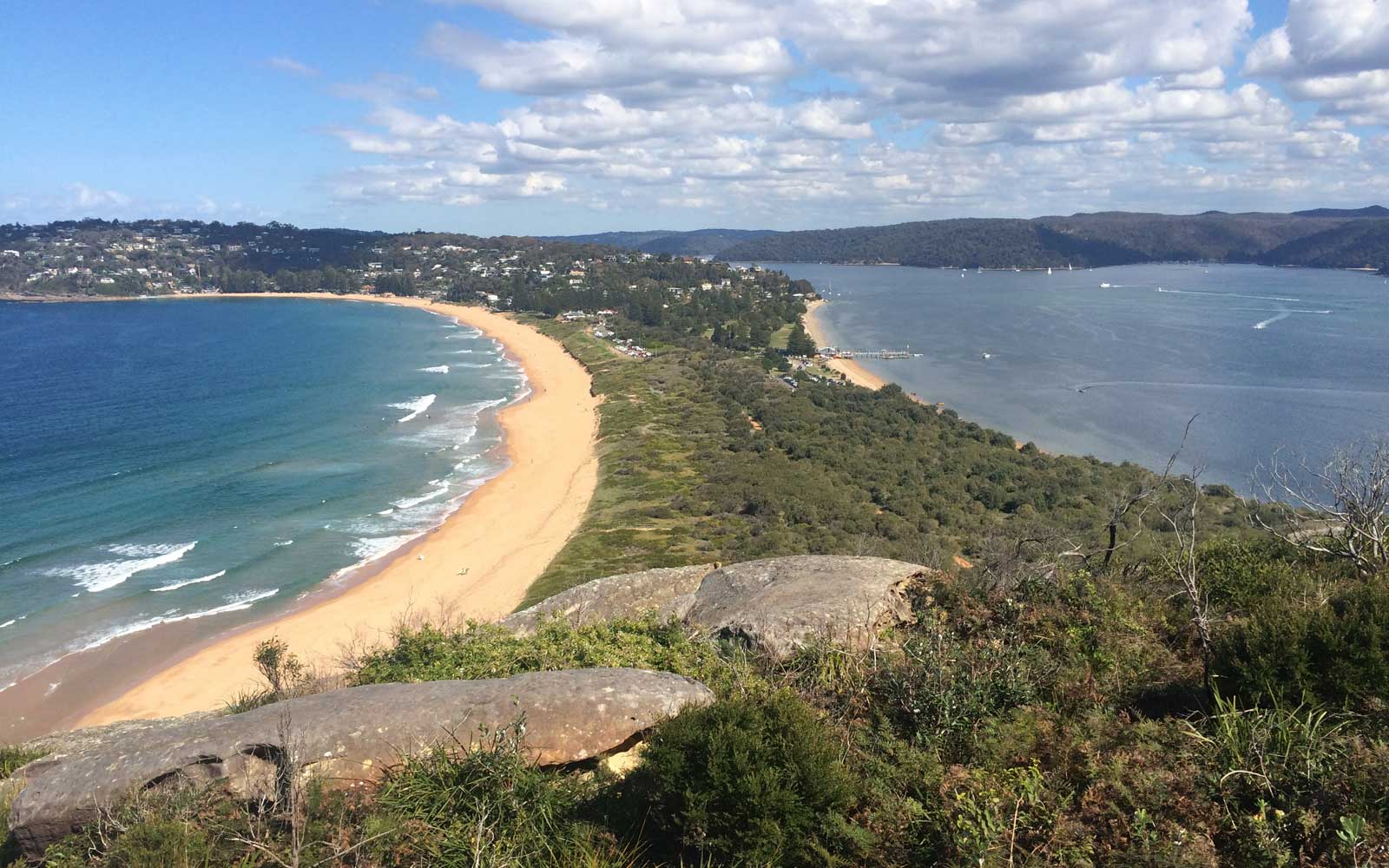 Palm Beach Sydney Australien