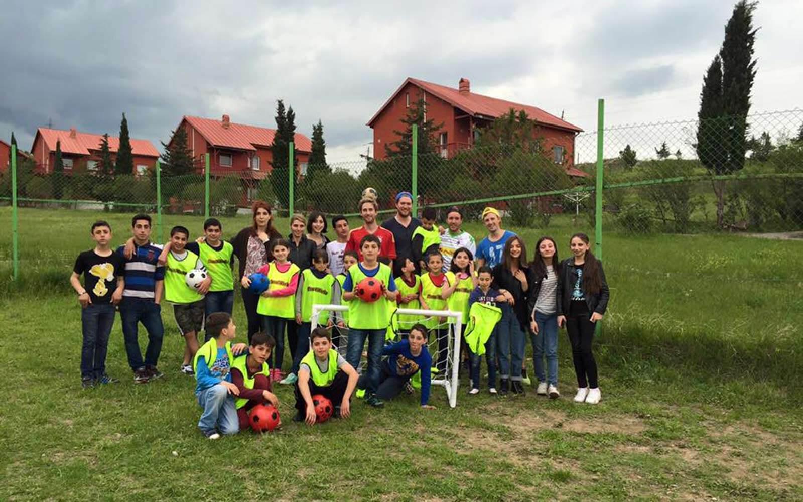 Allgäu Orient Rallye SOS-Kinderdorf Tiflis
