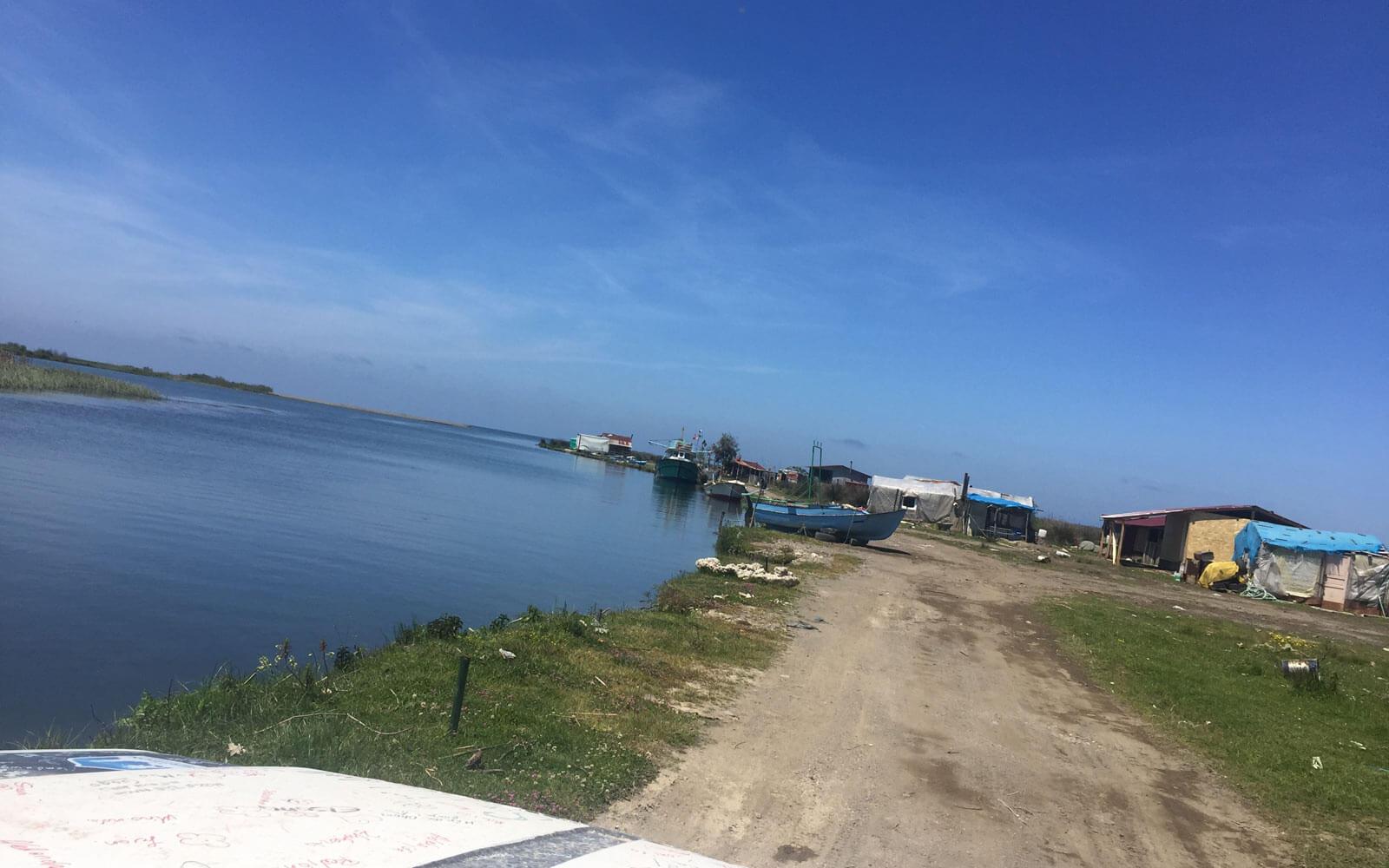 Allgäu Orient Rallye Schwarzmeerküste Türkei