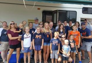 Mara in den USA #3: Ankunft bei der Gastfamilie in Detroit