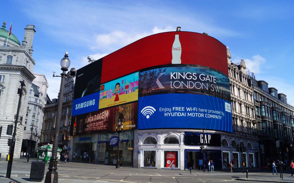 Theres in England #2: Sightseeing & erste Kontakte in London