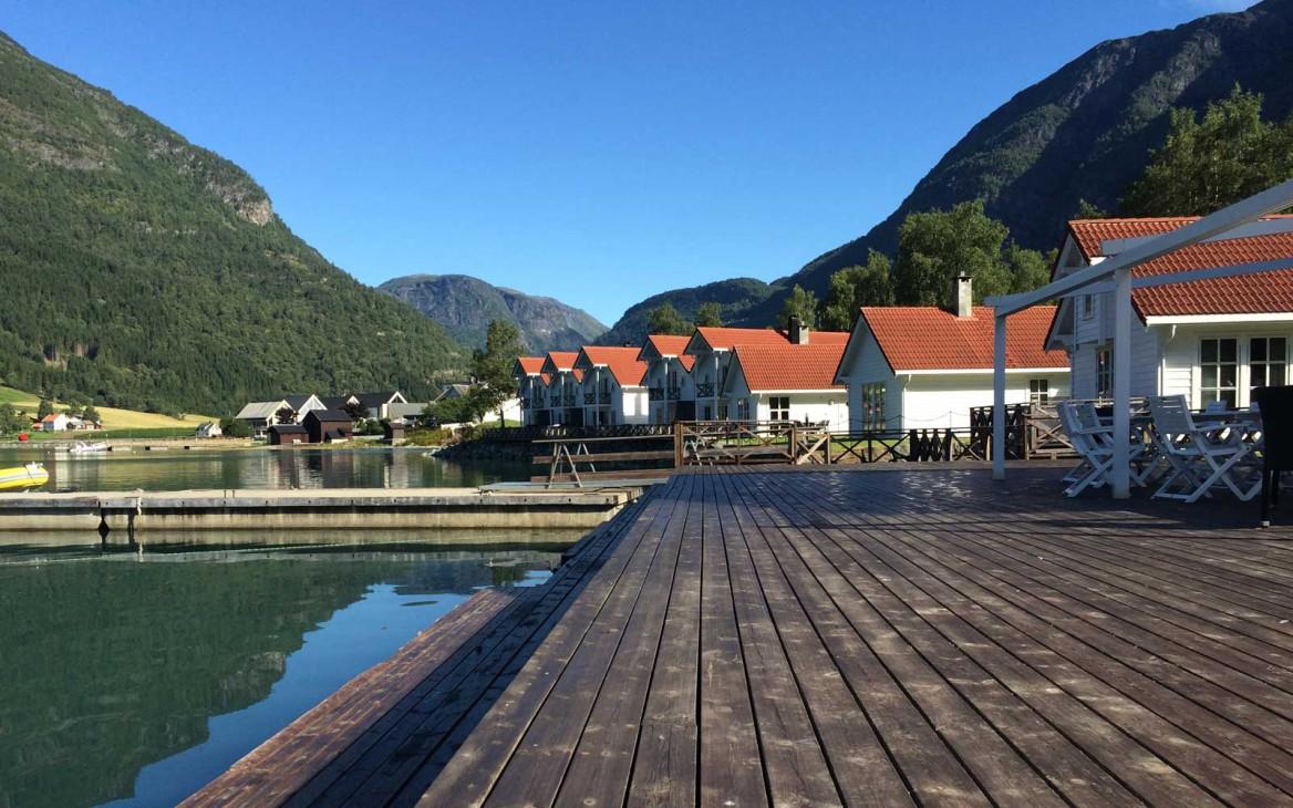 Wencke in Norwegen #3: Die mit den Schafen tanzt