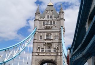 Theres in England #2: Sightseeing & erste Kontakte in London