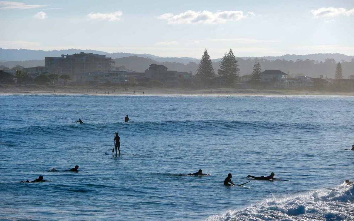 High School Australien: Surfen an der Gold Coast