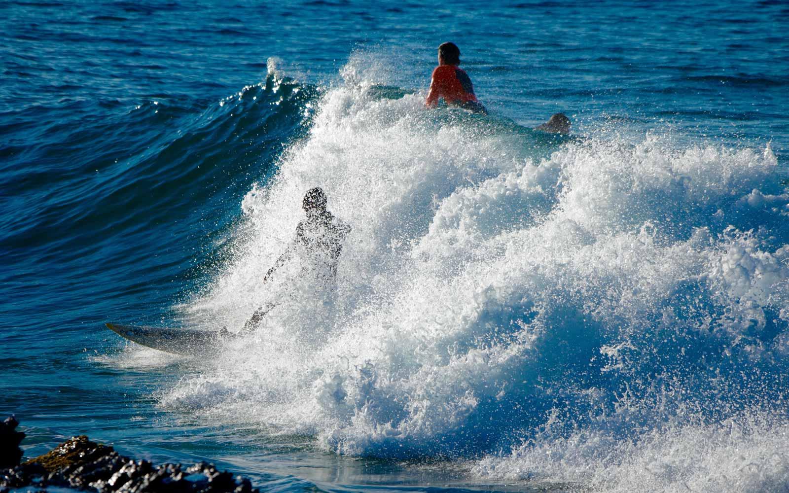 Wellenreiten Australien