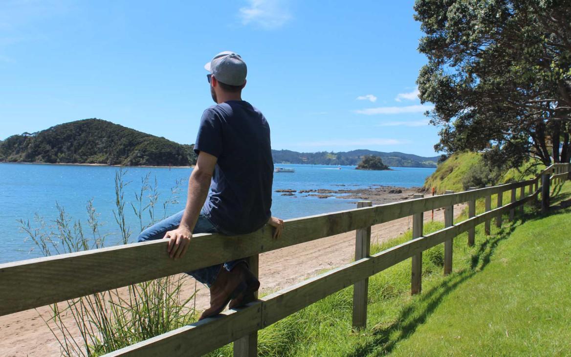 Constantin & Jasmina in NZ #3: Update aus Neuseeland