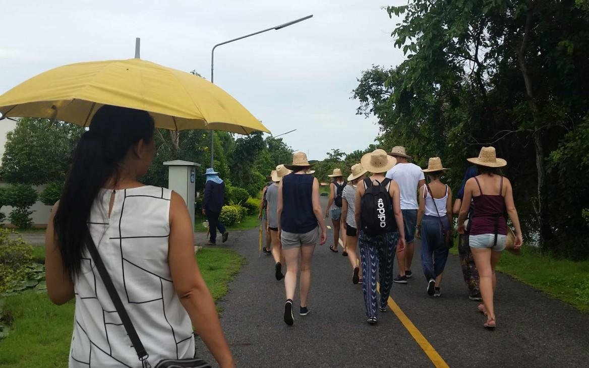 Verena in Thailand #7: Rundtour durch den Norden des Landes