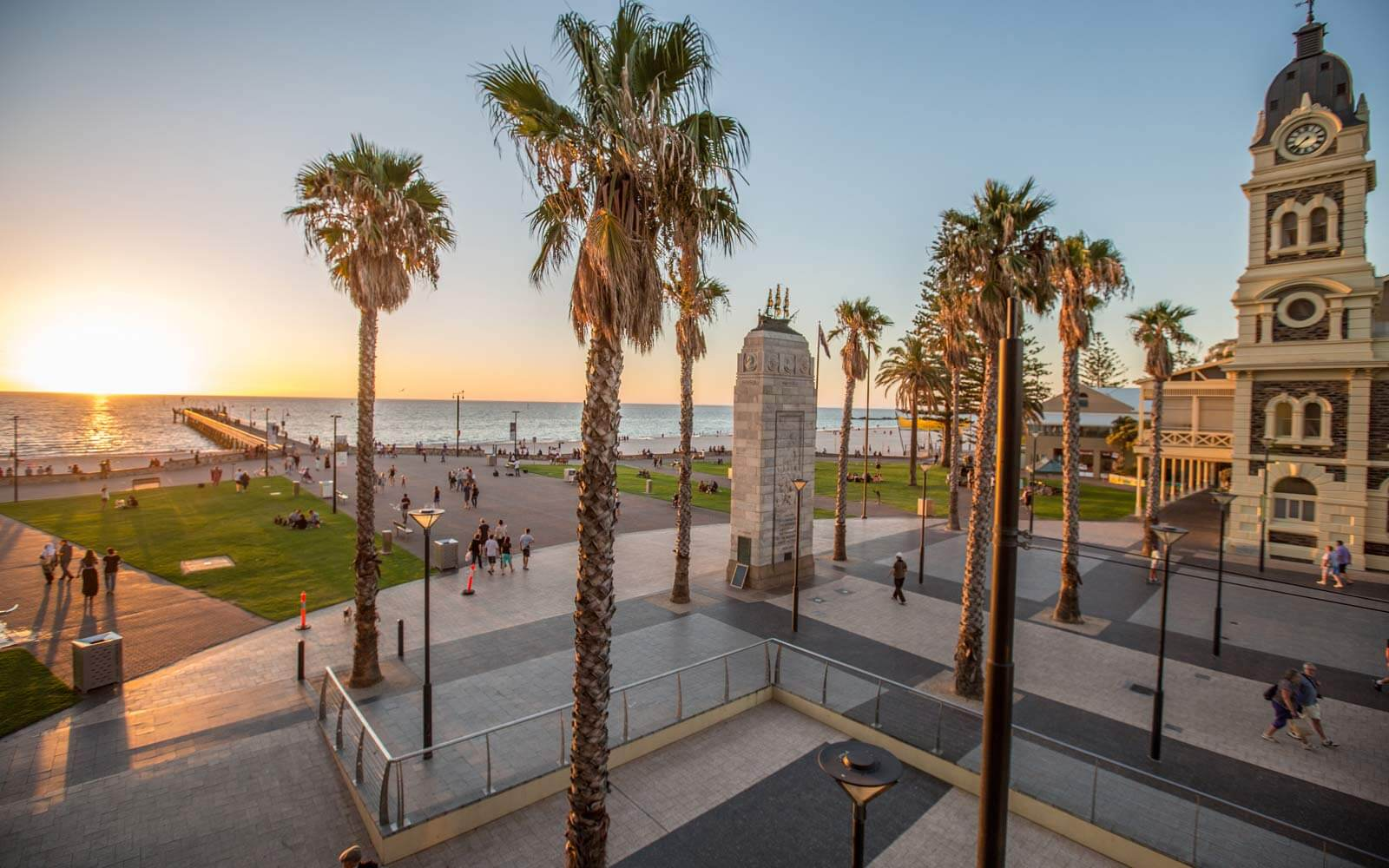 Top Ten Adelaide Glenelg