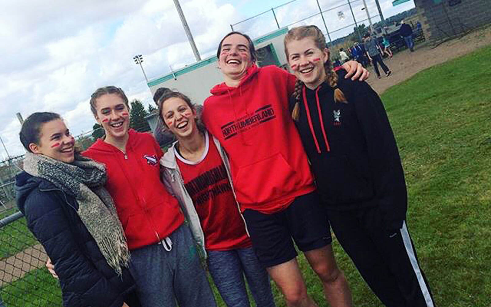 Cross Country-Team in Kanada