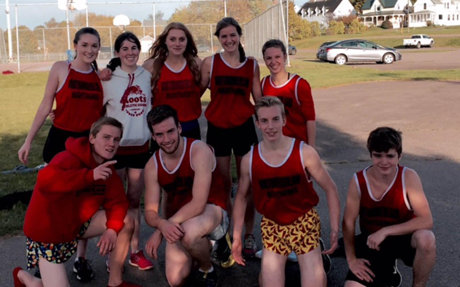 Cross Country-Team