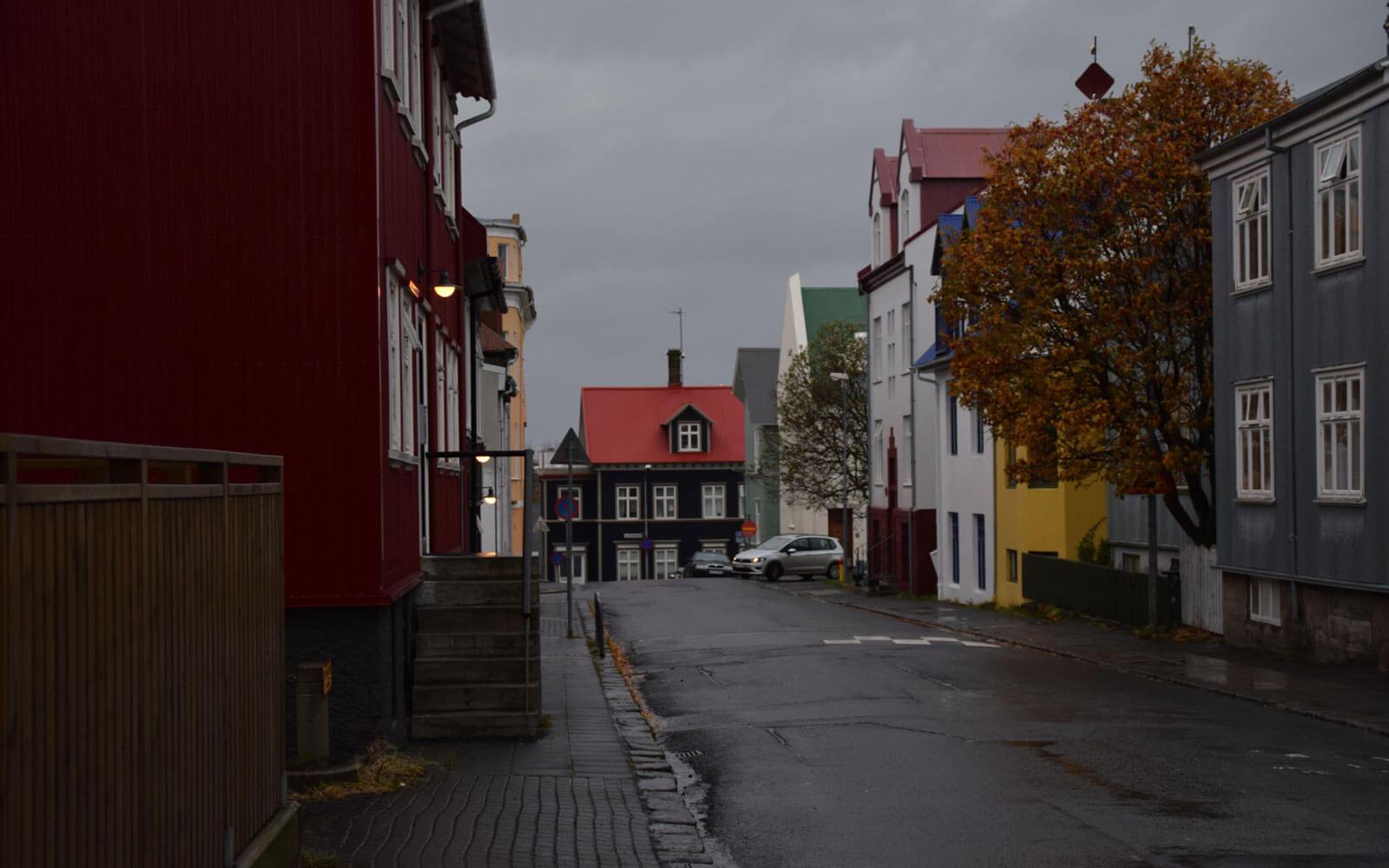 Rosamunde Pilcher-Reykjavik